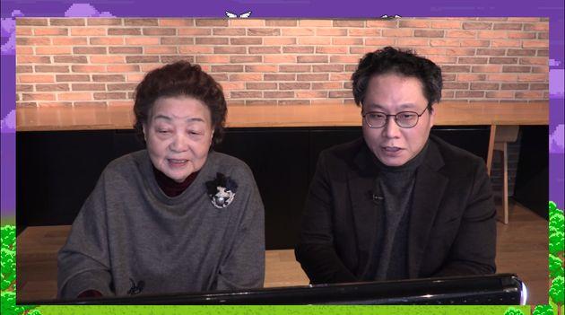 지금까지 '마이 리틀 텔레비전 V2' 시험 방송에 나온 출연진