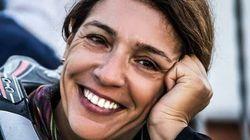 Πολυτίμη Κυριακοπούλου: Με τη μοτοσικλέτα της στον άγριο δρόμο για το