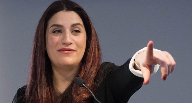 Former Labour MP Luciana Berger quit the party last month citing anti-Semitism