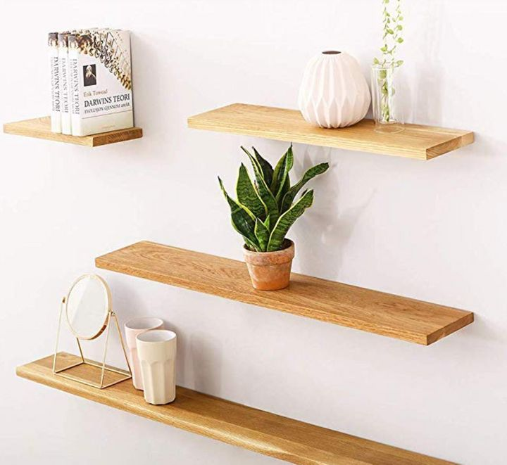 Swell 7 Floating Shelves On Amazon To Store Your Bits And Bobs Interior Design Ideas Inesswwsoteloinfo