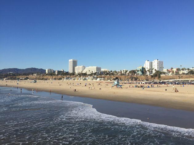 도심과 휴양지의 어울림이 매력적인 LA,