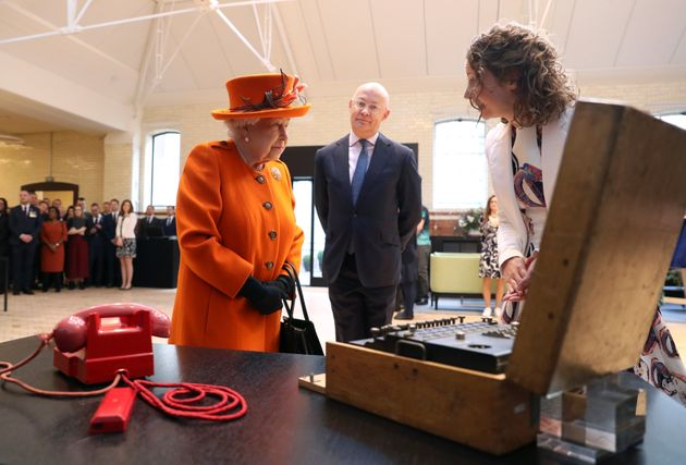 Queen Elizabeth II's 1st Personal Instagram Post Has Serious Royal