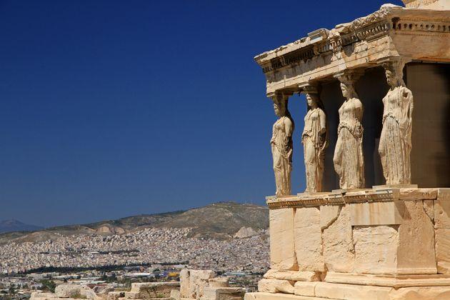 Πατρίκ Μπουσερόν: Μεταξύ της ελληνικής αρχαιότητας και της εποχής