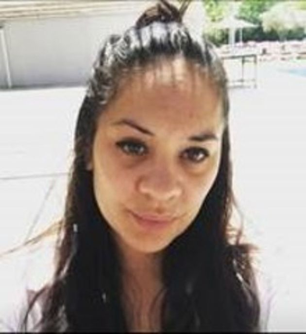 The body of Laureline Garcia-Bertaux was found in a shallow grave in