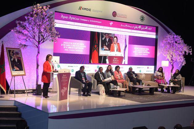 L'AMDIE et les femmes d'affaires arabes et africaines signent un manifeste pour l'entrepreneuriat