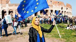 Une étudiante d'origine marocaine nommée