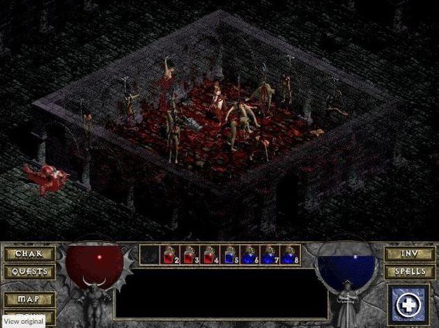 Eπανακυκλοφορεί το Diablo 1: Η επιστροφή του διασημότερου δαίμονα του PC