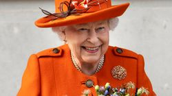 A Rainha Elizabeth acabou de fazer seu 1º post no