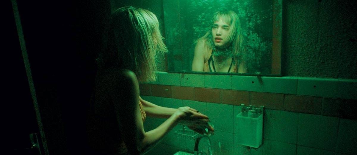 """Sofia Boutella in """"Climax."""""""