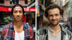 Esta fotógrafa perguntou aos homens como eles lidam com a masculinidade