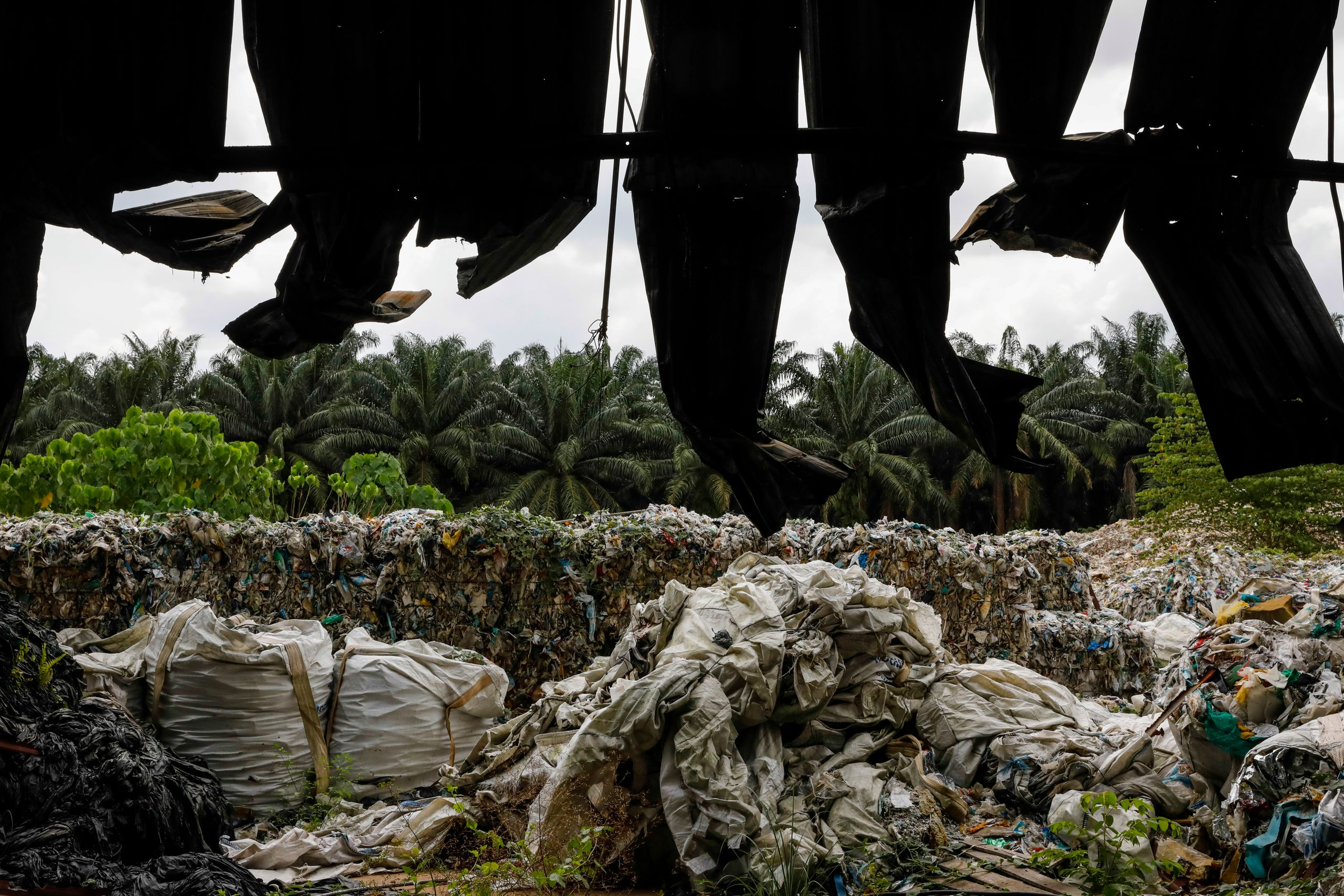 Why Southeast Asia Is Flooded With Trash From America And Other