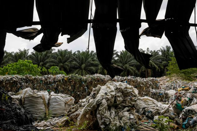 Why Southeast Asia Is Flooded With Trash From America And