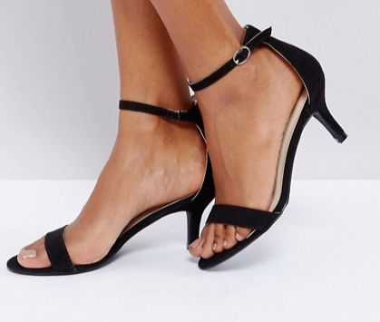 f687e35a3a3 18 Kitten Heels That Don t Look Like They Belong In The  50s ...