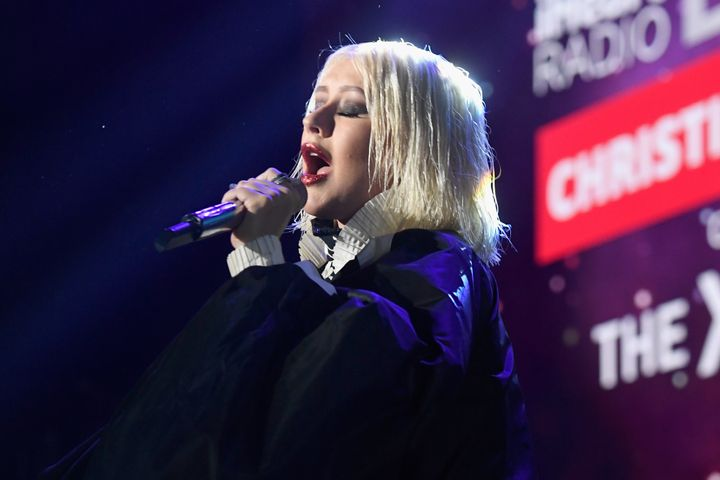 The nation's largest LGBTQ civil rights organization is honoring Christina Aguilera with its Ally for Equality award.