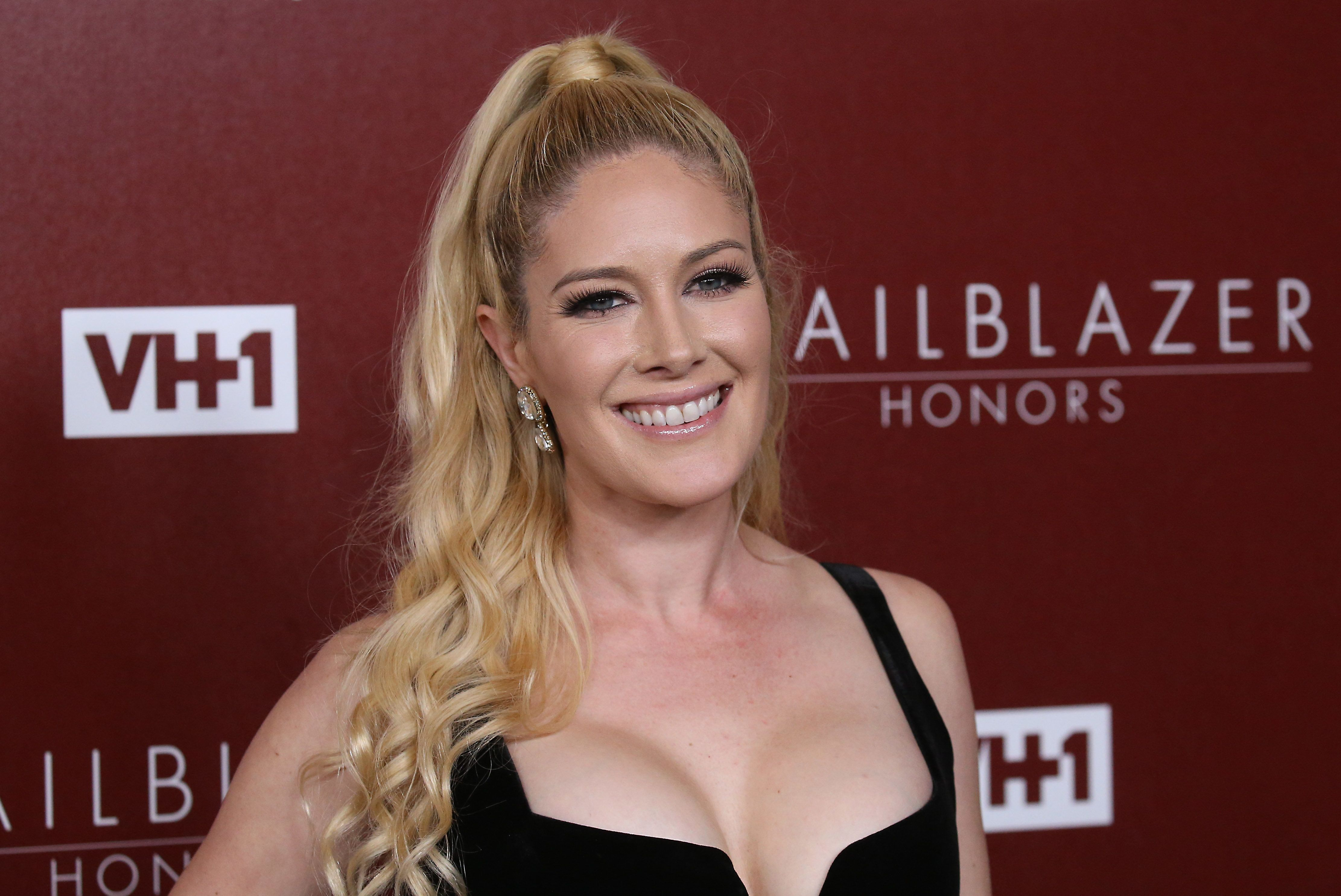 LOS ANGELES, CALIFORNIA - FEBRUARY 20: Heidi Montag attends the VH1 Trailblazer Honors held at The Wilshire Ebell Theatre on February 20, 2019 in Los Angeles, California. (Photo by Michael Tran/FilmMagic)