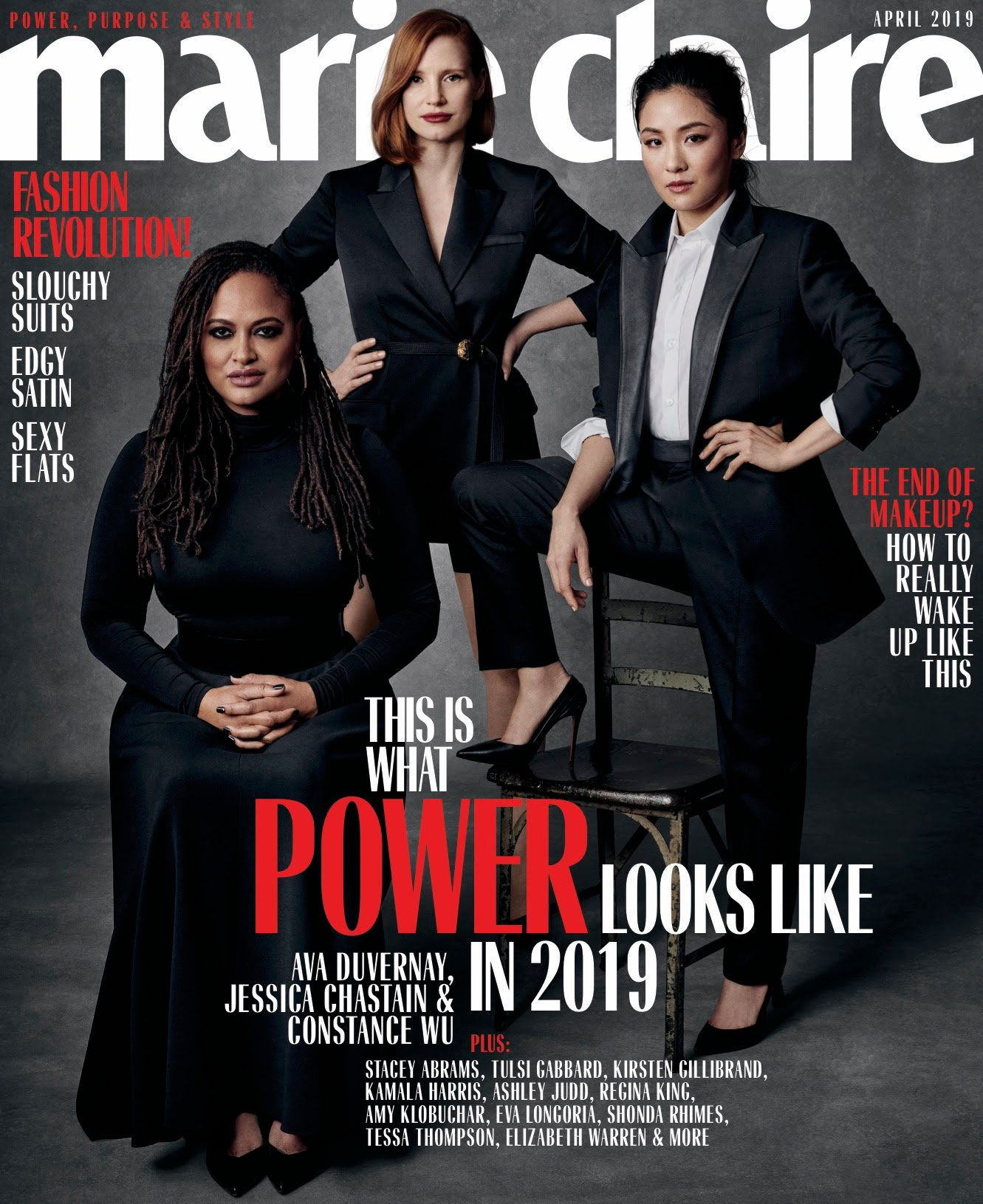 Ava DuVernay, Constance Wu and Jessica Chastain Fight For Hollywood
