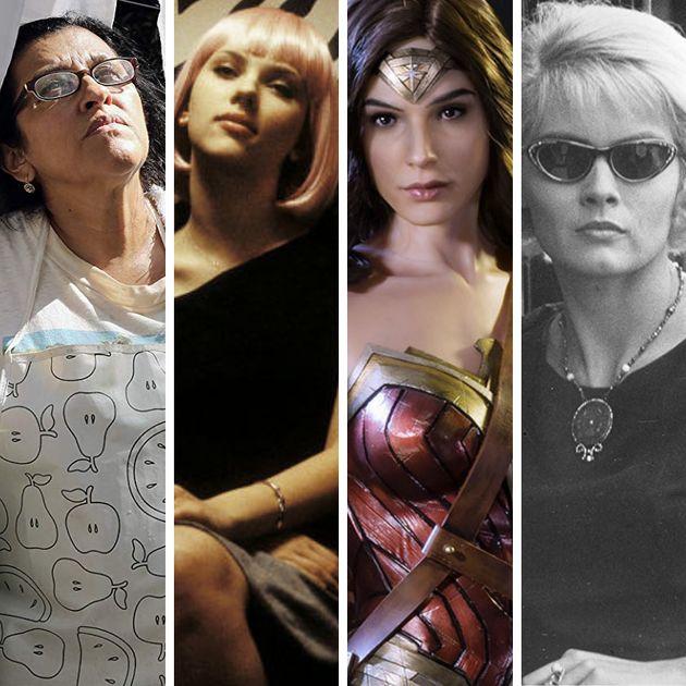 'Que Horas Ela Volta?', 'Encontros e Desencontros', 'Mulher-Maravilha', 'Cleo das 5 às 7'... lista...
