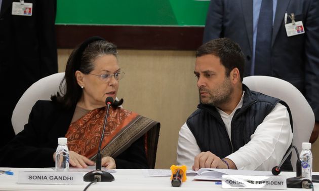 Elections 2019: Sonia Gandhi From Raebareli, Rahul from Amethi In Congress' 1st List Of