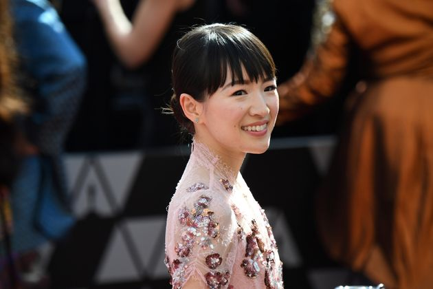 第91回アカデミー賞授賞式に出席した近藤麻理恵さん(2019年2月撮影)