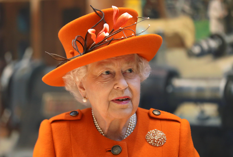 엘리자베스 2세 영국 여왕이 인스타그램에 첫 글을