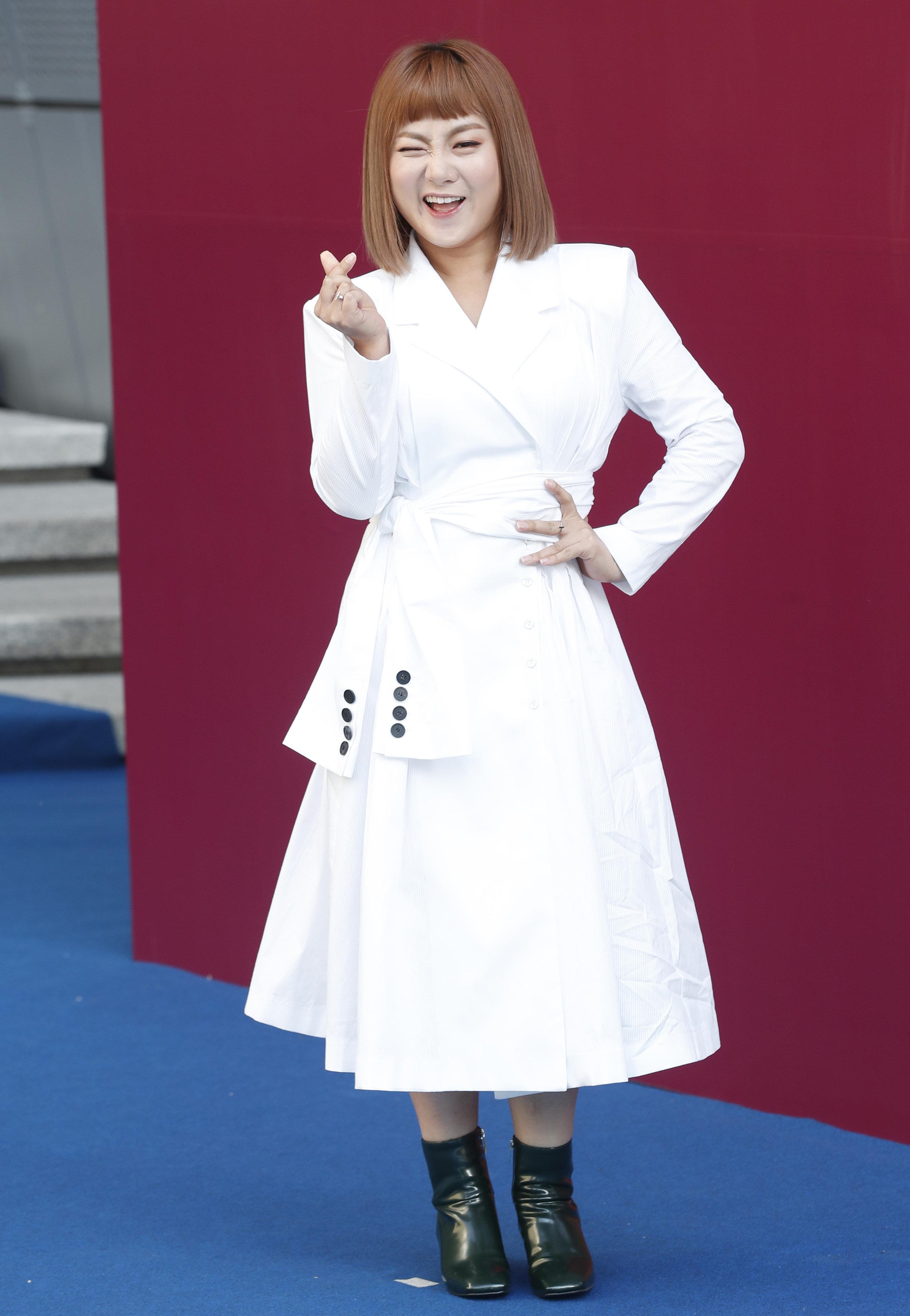 박나래가 '세계 여성의 날'을 맞아 후원금을