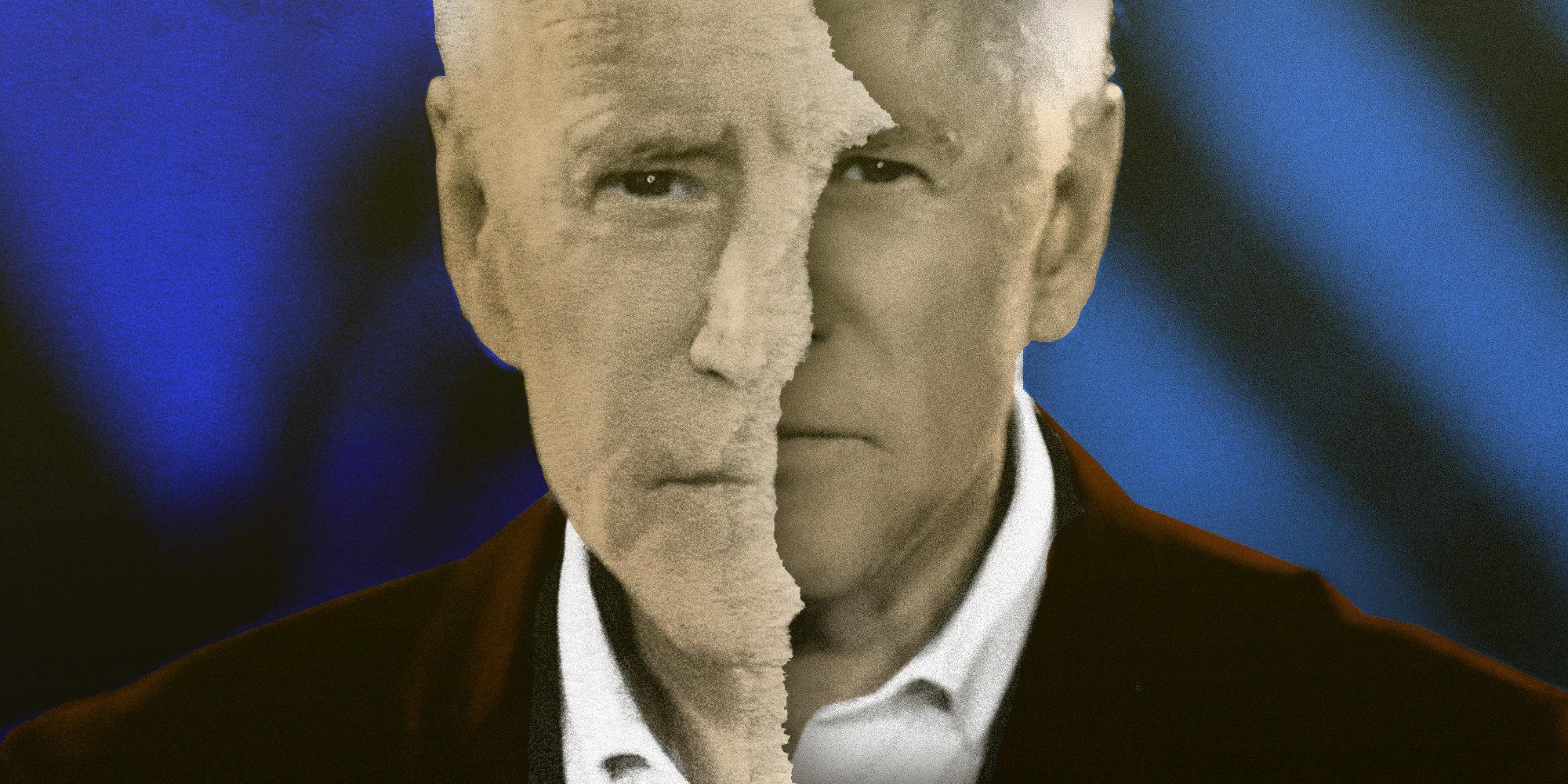 2020 대선에 임하는 조 바이든의 가장 큰 적은 조