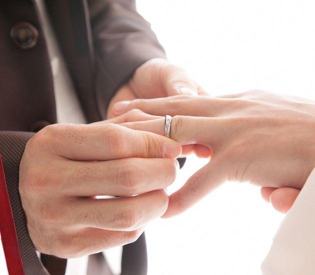 2017年12月に公正証書を結ぶ形で結婚した