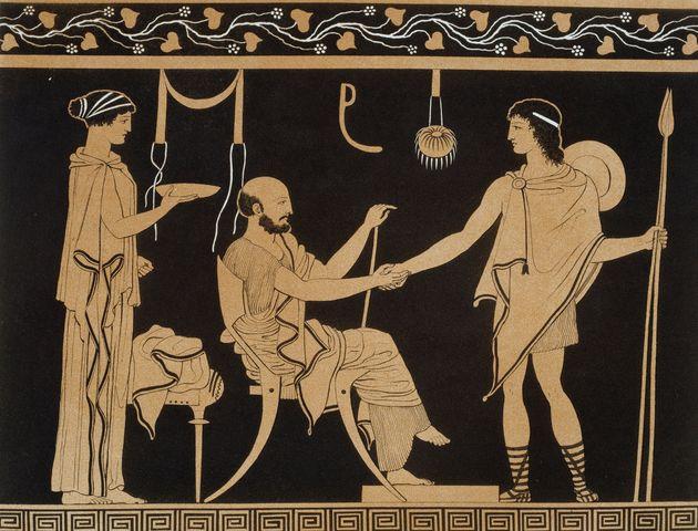 Η ιστορία της χειραψίας: Στην αρχαιότητα έδιναν τα χέρια για έναν εντελώς διαφορετικό