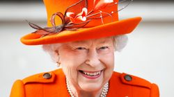 La reine Elisabeth II, 92 ans, débarque sur