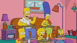 Οι Simpsons αποσύρουν το επεισόδιο που συμμετείχε ο Μάικλ