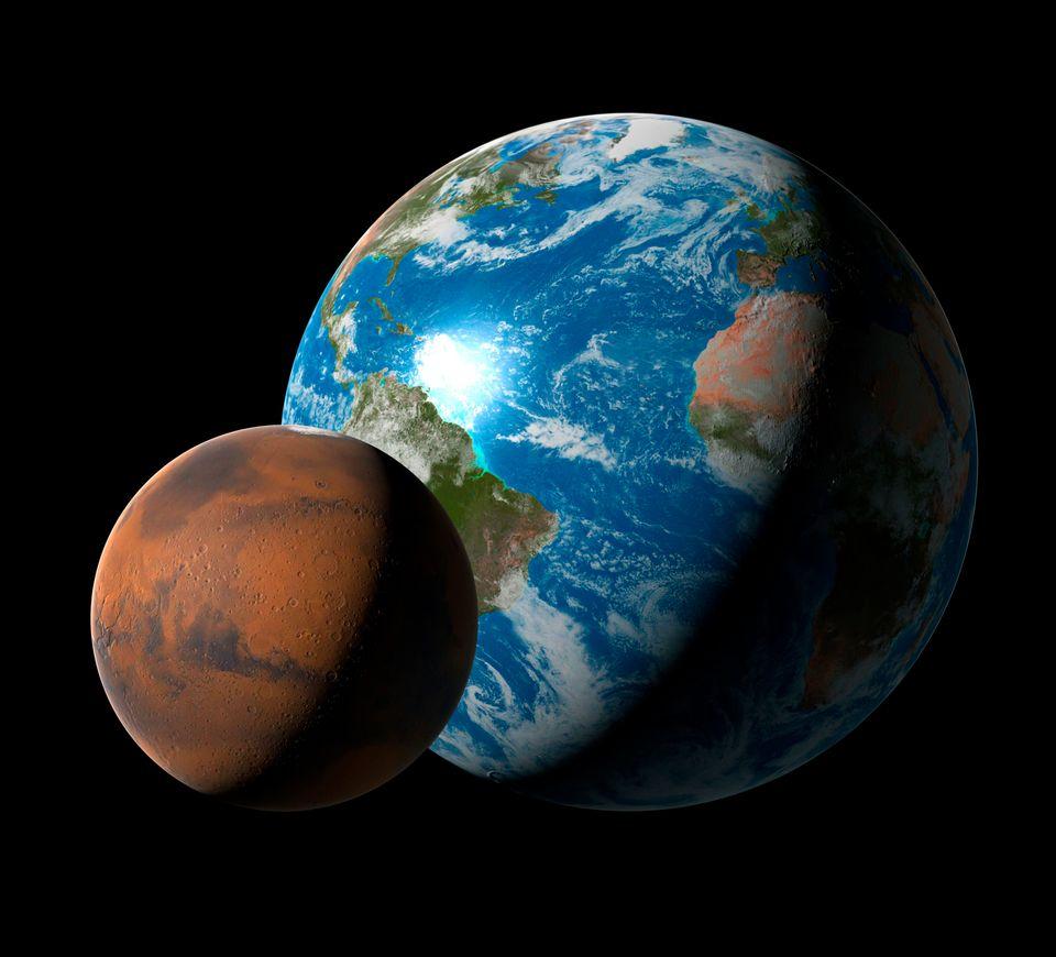 Άρης. Ο κόκκινος πλανήτης - εξερευνώντας έναν αλλιώτικο