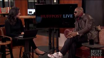 R Kelly walked off set during his interview with HuffPost's Caroline Modarressy-Tehrani