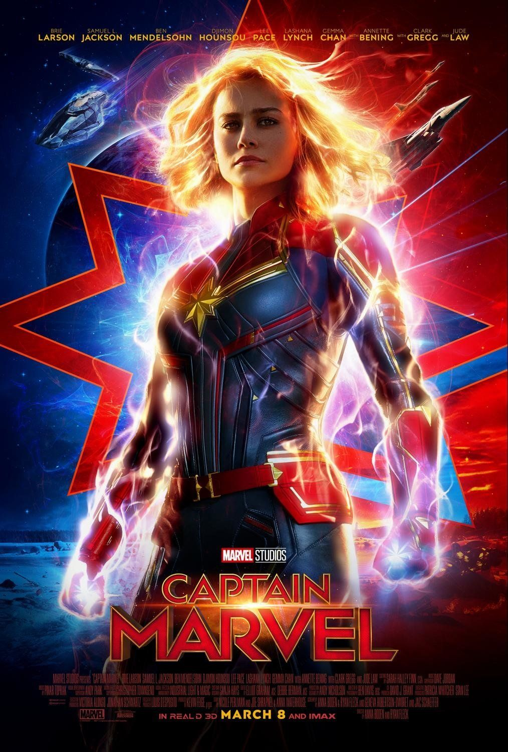 'Captain Marvel' After Credits Scene May Hint At 'Avengers'