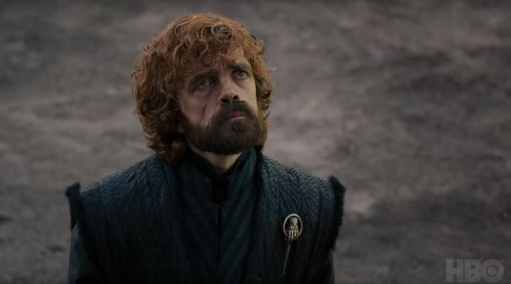 What are you looking at, Tyrion?