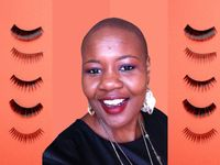 cec55194a57 This Woman Made Fake Lashes Suitable For Cancer Patients – And They're Now  Stocked In Boots | HuffPost Life