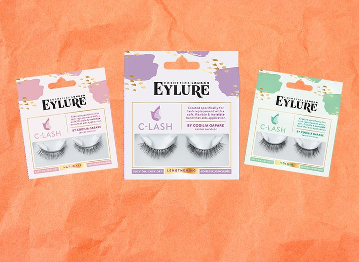 28c6b1f1e7a This Woman Made Fake Lashes Suitable For Cancer Patients – And They ...
