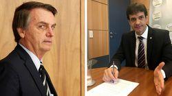 Bolsonaro prefere não comentar situação de ministro envolvido com candidatas