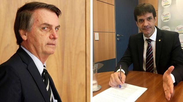 Bolsonaro sobre ministro do Turismo: 'Deixa as investigações