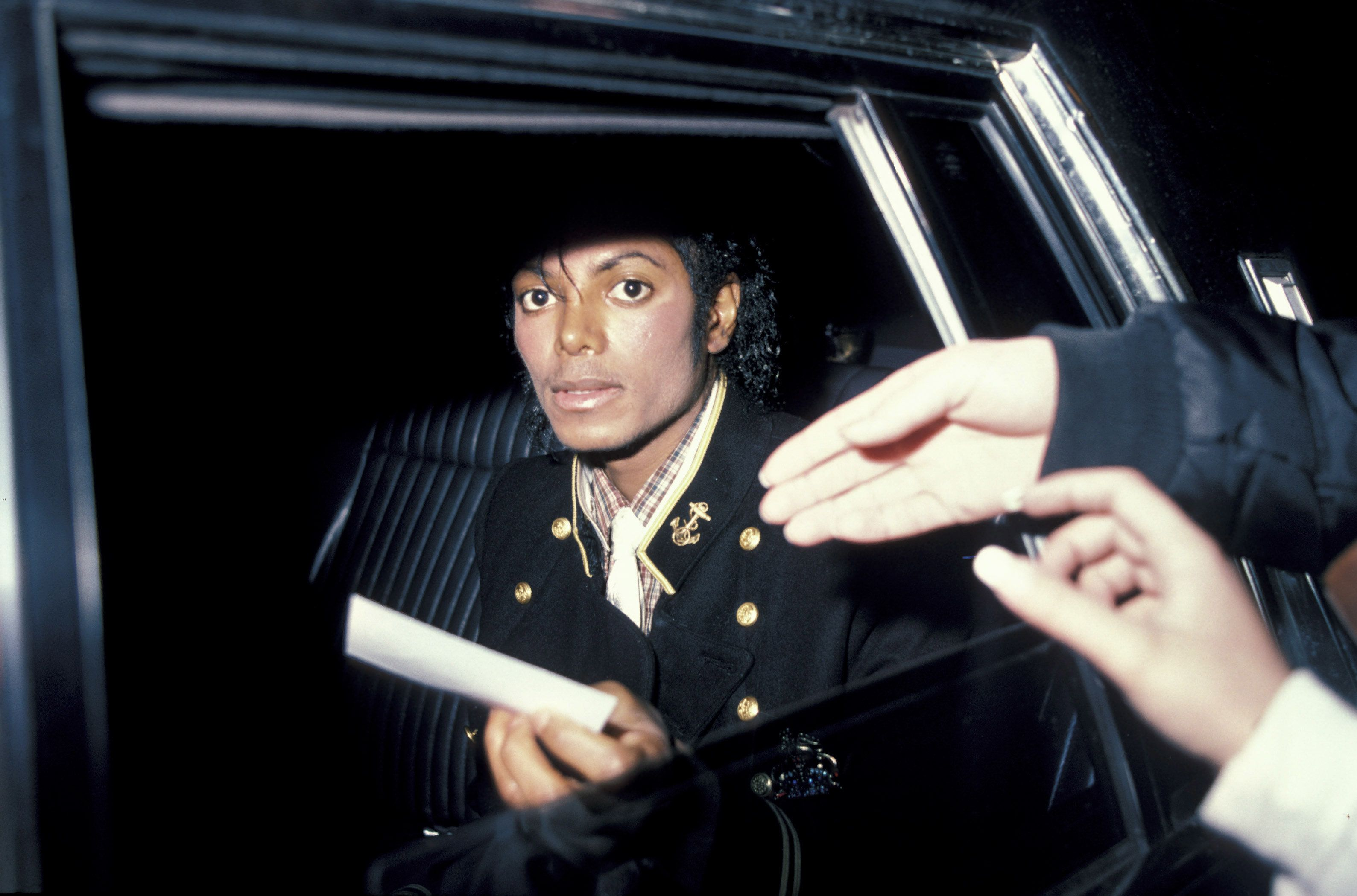 Michael Jackson (Photo by Ron Galella/WireImage)