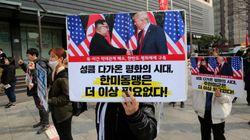 O Τραμπ διαβεβαιώνει για τις καλές σχέσεις του με τον Κιμ Γιονγκ
