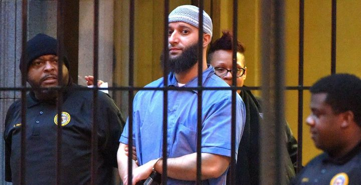 Adnan Syed was convicted of killing his former girlfriend Hae Min Lee nearly two decades ago.