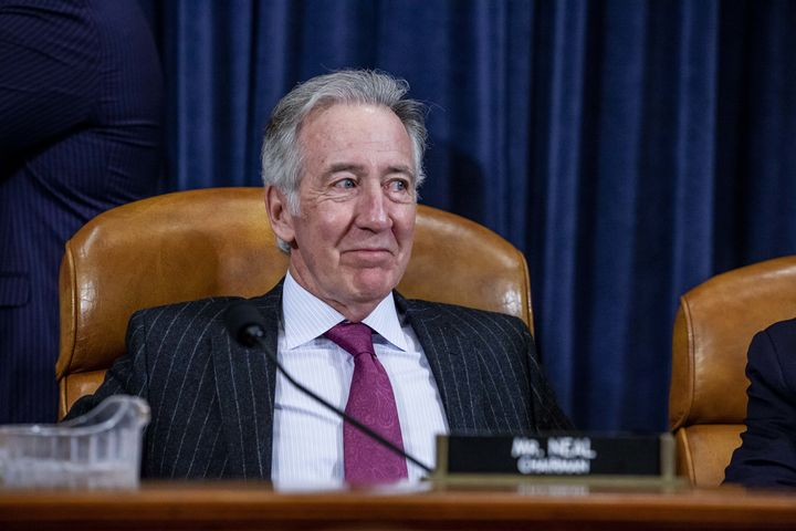 House Ways and Means Committee Chairman Richard Neal (D-Mass.) made the official request for Trump's tax returns.