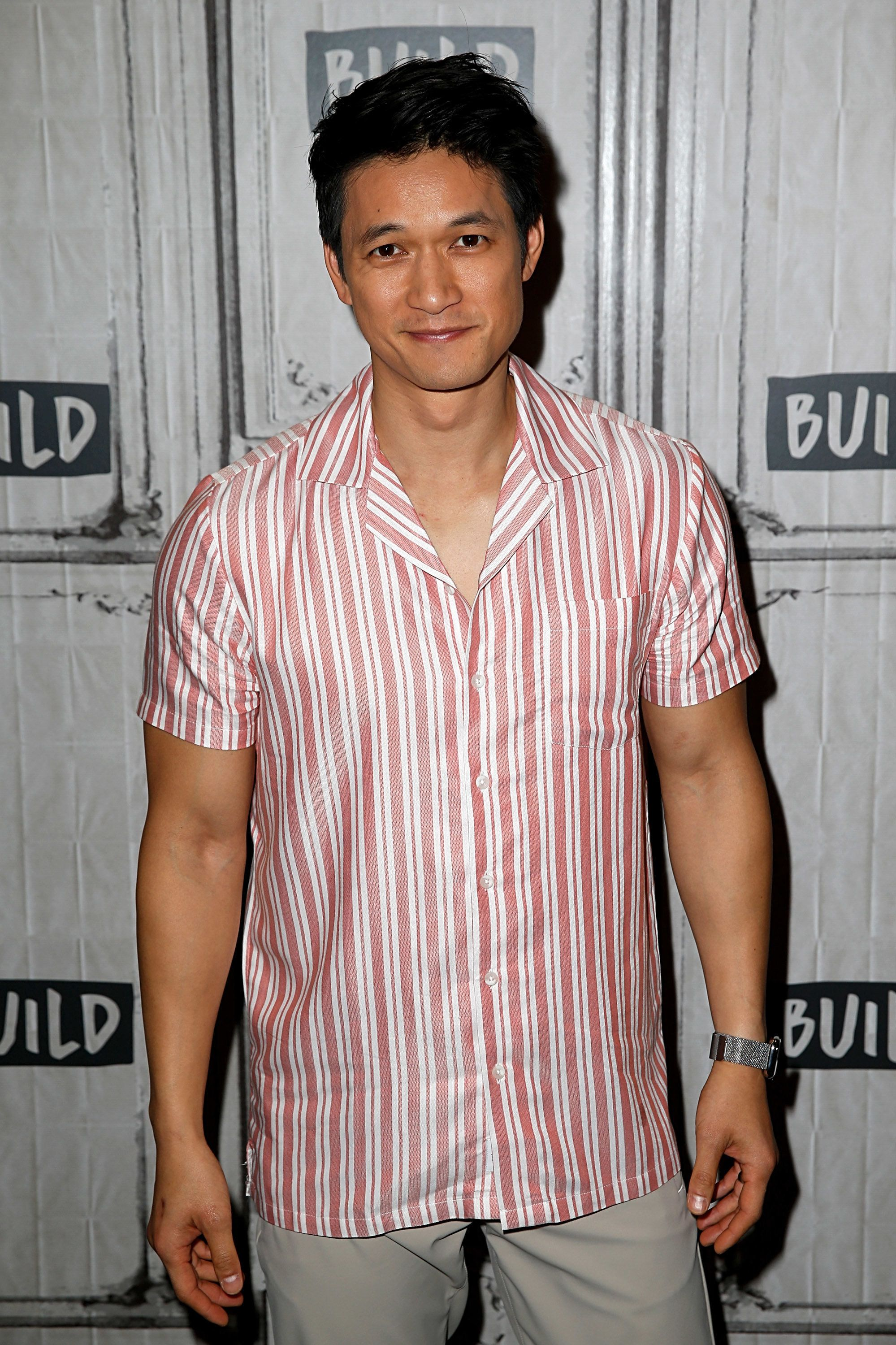 NEW YORK, NEW YORK - FEBRUARY 25: Harry Shum Jr. attends Build Series to discuss 'Shadowhunters' at Build Studio on February 25, 2019 in New York City. (Photo by Dominik Bindl/WireImage)
