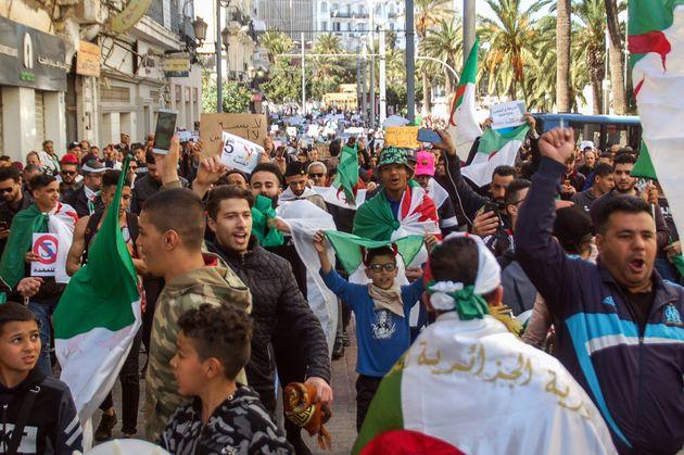L'Algérie fait sa