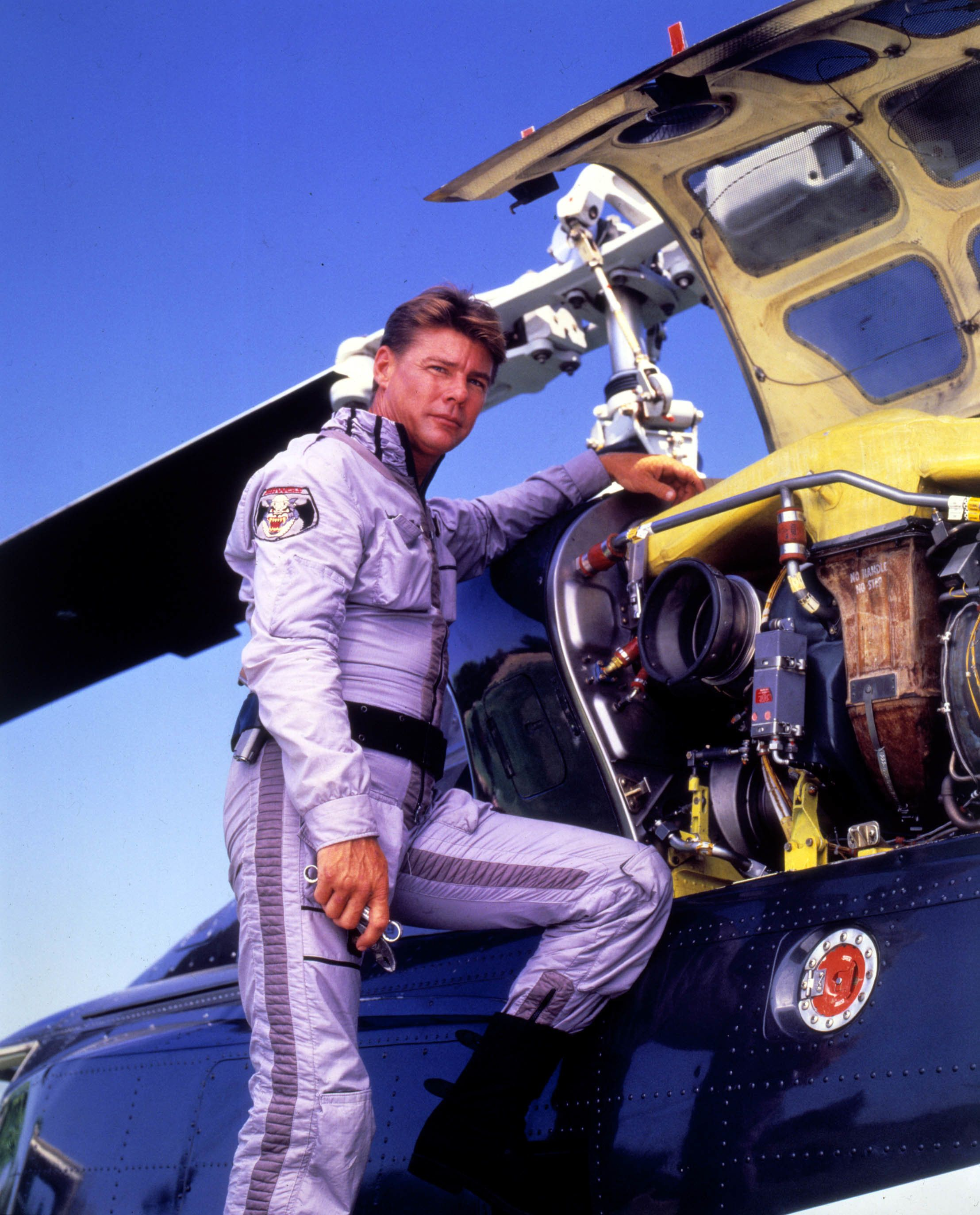 'Airwolf' star Jan-Michael Vincent dead at age 74, report says