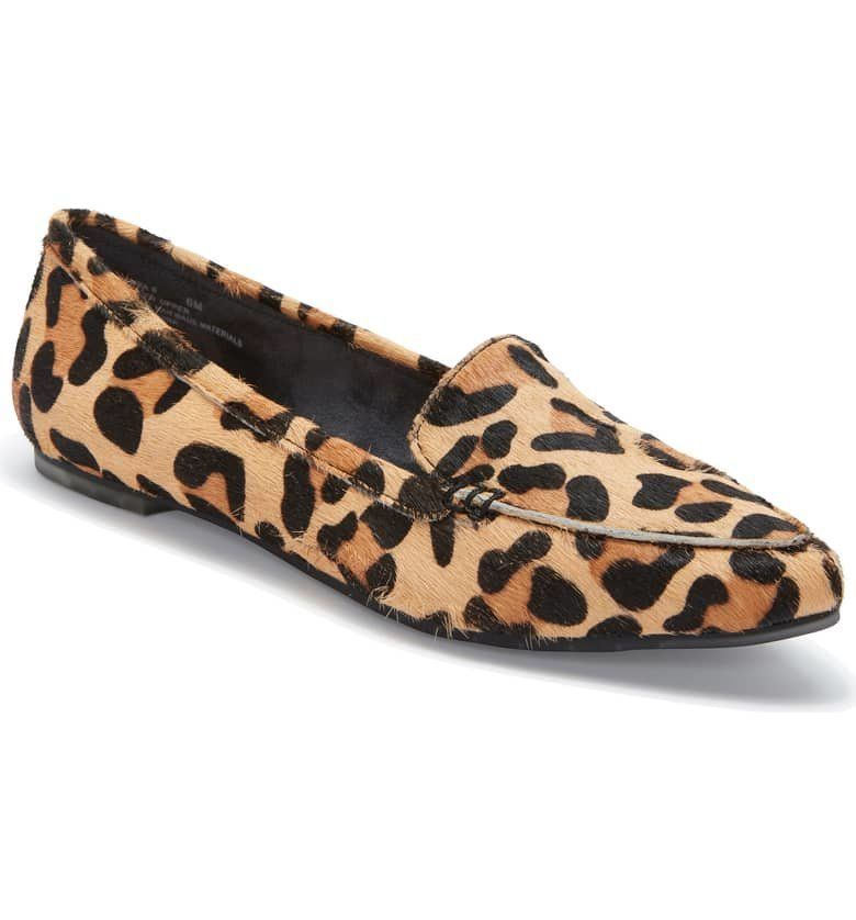 81501ea82dd Me Too Audra Genuine Calf Hair Loafer. Nordstrom
