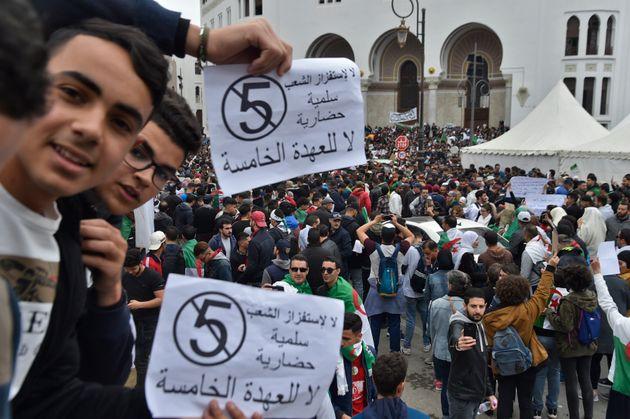 Alger: L'après-Bouteflika vu par des