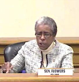 Arkansas State Sen. Stephanie Flowers