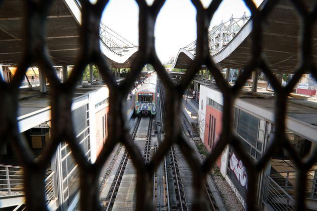 Αποκαταστάθηκε η κυκλοφορία του ηλεκτρικού σιδηρόδρομου μετά τον εκτροχιασμό