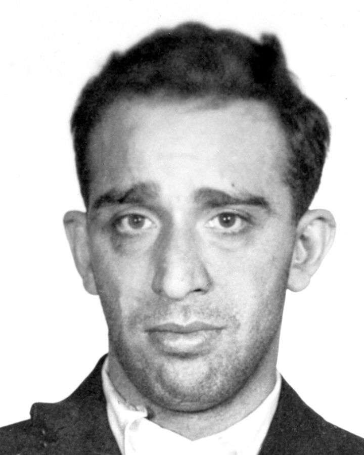 Mugshot of Carmine Persico from unknown year.